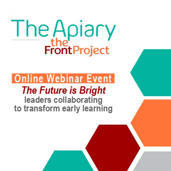 Webinar - The Future Is Bright: Leaders Collaborating To Transform Early Learning